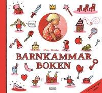 bokomslag Den röda barnkammarboken