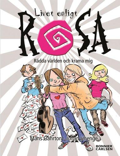 bokomslag Rädda världen och krama mej