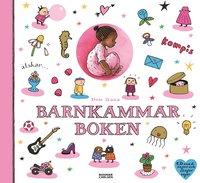 bokomslag Den rosa barnkammarboken