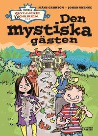 bokomslag Den mystiska gästen