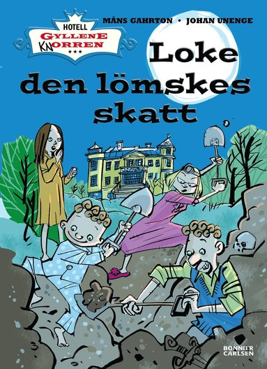 bokomslag Loke den lömskes skatt
