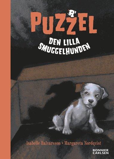 bokomslag Puzzel : den lilla smuggelhunden