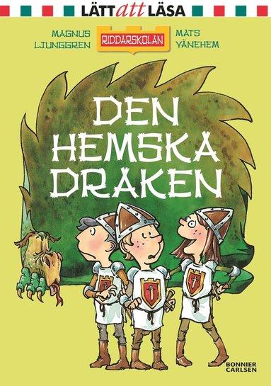 bokomslag Den hemska draken