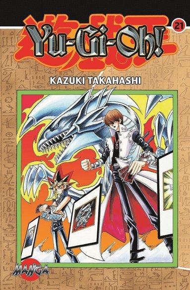 bokomslag Yu-Gi-Oh! 21