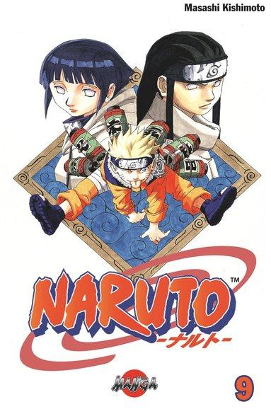 bokomslag Naruto 09 : Neji och Hinata