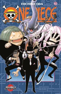 One Piece 42 - Piraterna mot CP9 - Piraterna mot CP9