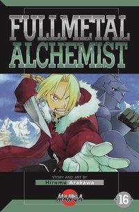 bokomslag FullMetal Alchemist 16