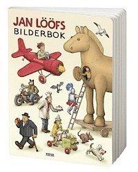 bokomslag Jan Lööfs bilderbok