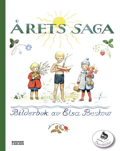 bokomslag Årets saga