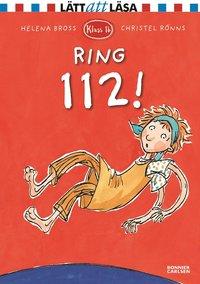 bokomslag Ring 112
