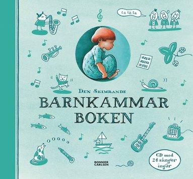 bokomslag Den skimrande barnkammarboken