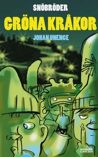bokomslag Gröna kråkor