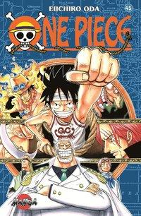 One Piece 45 : Jag förstår att ni är upprörda
