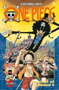 bokomslag One Piece 46