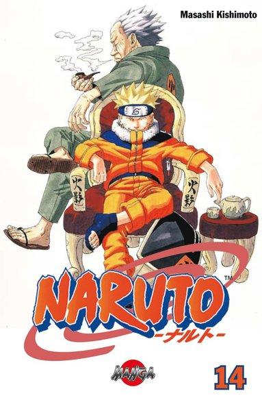 bokomslag Naruto 14