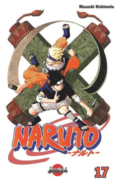 bokomslag Naruto 17