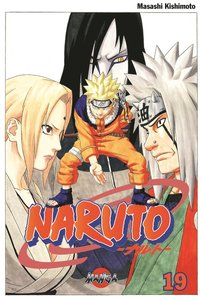 bokomslag Naruto 19