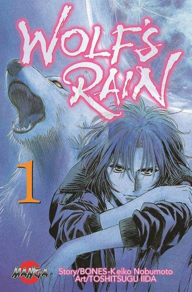 bokomslag Wolf's Rain 01