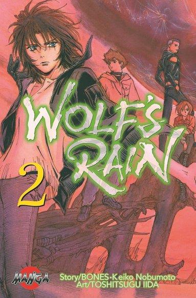 bokomslag Wolf's Rain 02