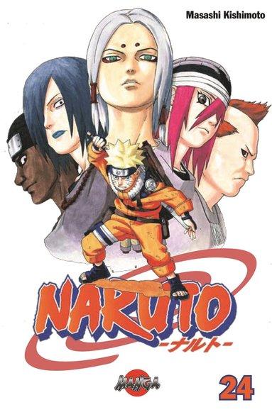 bokomslag Naruto 24
