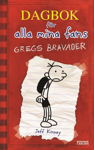 bokomslag Gregs bravader