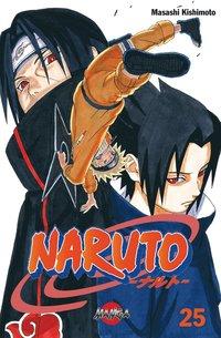 bokomslag Naruto 25 : bror och bror