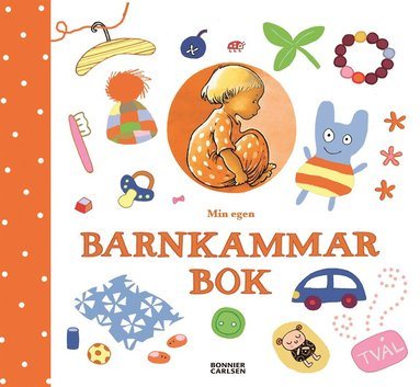 bokomslag Min egen barnkammarbok