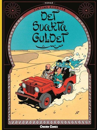 bokomslag Det svarta guldet