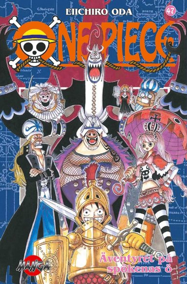 bokomslag One Piece 47