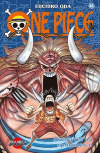bokomslag One Piece 48