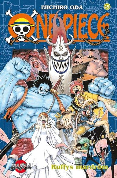 bokomslag One Piece 49