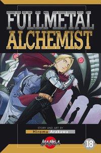 bokomslag FullMetal Alchemist 18