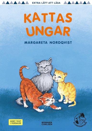 bokomslag Kattas ungar