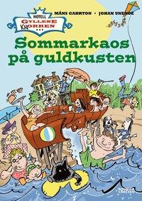 bokomslag Sommarkaos på Guldkusten