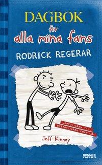 bokomslag Rodrick regerar
