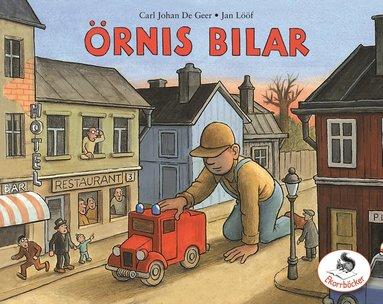 bokomslag Örnis bilar