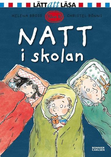 bokomslag Natt i skolan