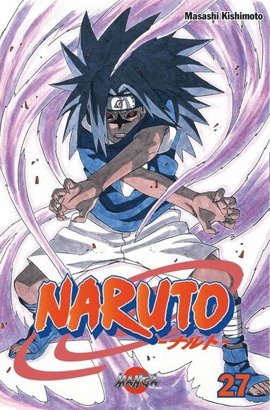 bokomslag Naruto 27
