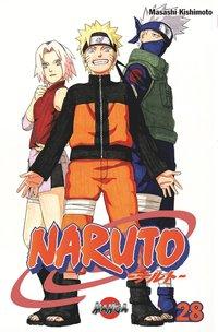 bokomslag Naruto 28