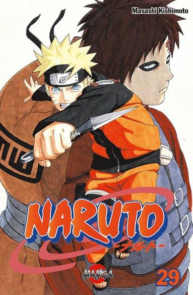 bokomslag Naruto 29