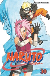 bokomslag Naruto 30