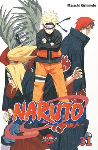 bokomslag Naruto 31