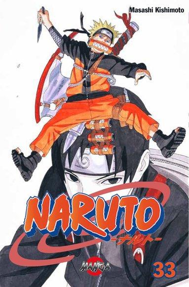 bokomslag Naruto 33