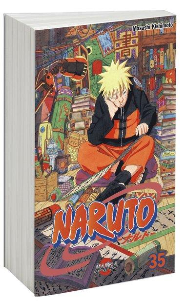 bokomslag Naruto 35