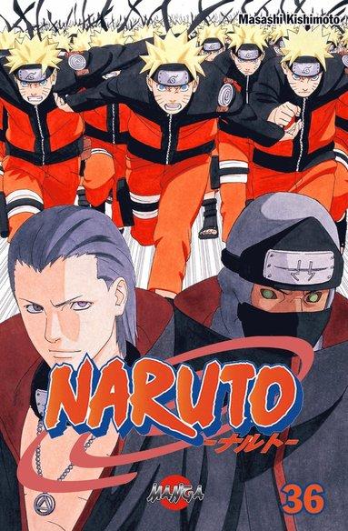 bokomslag Naruto 36