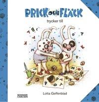 bokomslag Prick och Fläck trycker till
