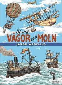 bokomslag Bland vågor och moln