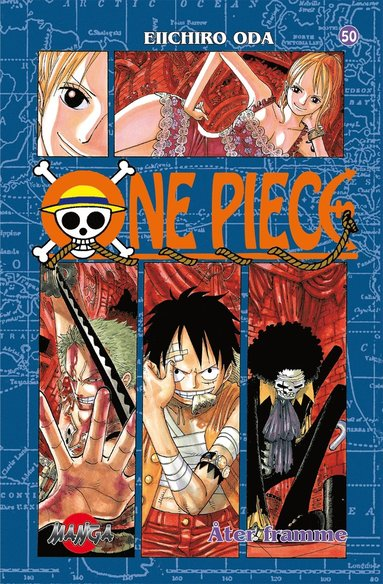 bokomslag One Piece 50