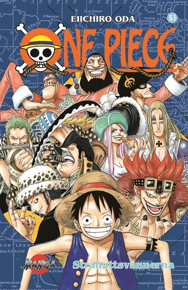 bokomslag One Piece 51