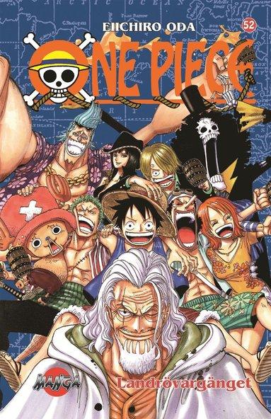 bokomslag One Piece 52